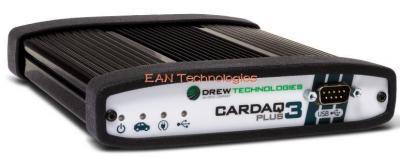 CarDAQ-Plus3 诊断接口