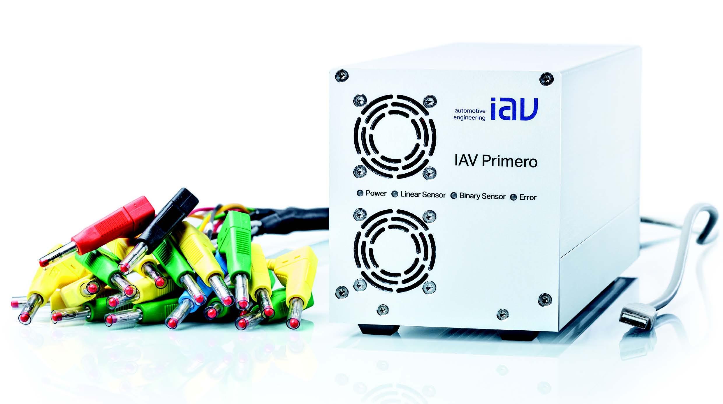 IAV Primero氧传感器故障模拟器