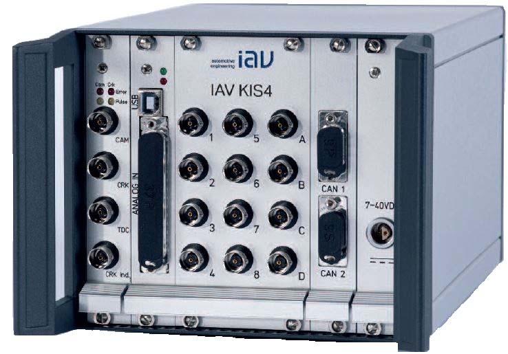 KIS4爆震燃烧测试仪