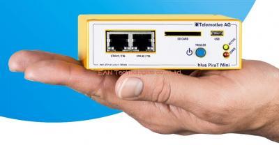 blue piraT Mini微型数据记录仪
